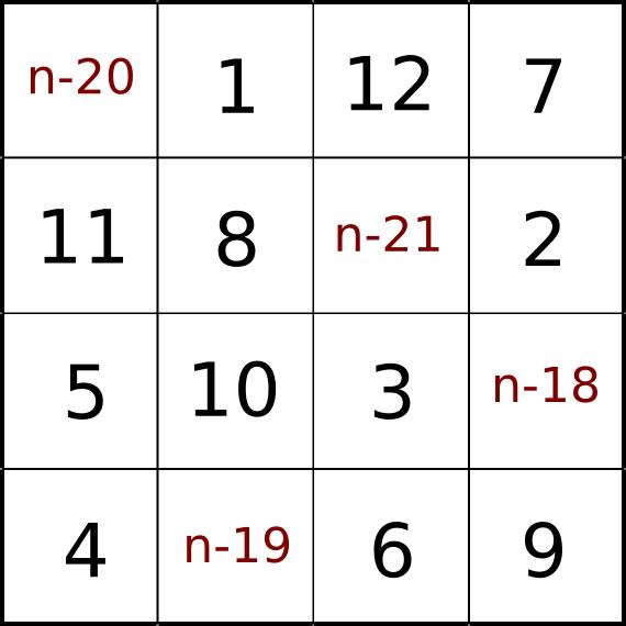 Maths Busking